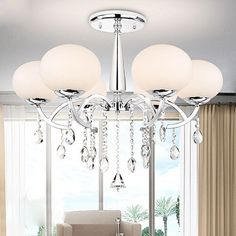 2016 6 Arms Modern Home Crystal Pendant Lighting Lamp For Living Room Indoor lustres de Cristal Lamp Hotel Hall Pendant Lights Crystal Chandelier Lighting, Metal Chandelier, Chandelier Ceiling Lights, Chandelier Shades, Ceiling Light Fixtures, Modern Chandelier, Hanging Lights, Modern Lighting, Lighting Ideas