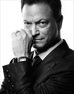 Gary Sinise by Robert Ascroft