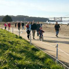 NoCal Spot: San Francisco's Crissy Field