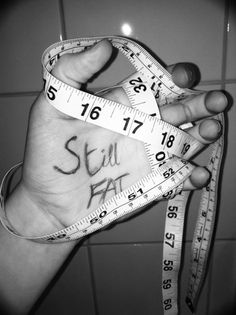 Still fat... Skinny Love, Get Skinny, Thin Skinny, Bulimia Recovery, Eating Disorder Recovery, Binge Eating, Eating Dissorders, Im Fat, Relapse