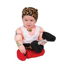 Most popular Toddler Muscleman Costume. Huge Variety of Funny Humorous Costumes for Halloween at PartyBell. Circus Halloween Costumes, Halloween Bebes, Halloween Fancy Dress, Halloween Kostüm, Jessie Halloween, Baby Kostüm, Toddler Costumes, Baby Costumes For Boys, Halloween Disfraces