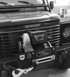 I have a grill again! Most of one... #landrover #landroverdefender #defender #defender110 #thebest4x4xfar #rovershit #d110 #tdi #300tdi #8274 #warn @warnindustries by dcookie I have a grill again! Most of one... #landrover #landroverdefender #defender #defender110 #thebest4x4xfar #rovershit #d110 #tdi #300tdi #8274 #warn @warnindustries