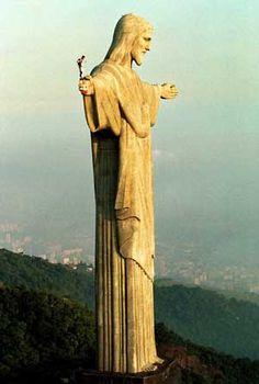Christ the Redeemer - Rio de Janeiro 썬시티바카라 •★• http://lucky417.com/ •★• 태양성바카라