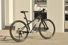 Kulku peli is the ultimate hybrid bike. It has setup and ChroMo frame, low standover and great setup for parts. Bicycle, Vehicles, Bicycle Kick, Bicycles, Car, Bmx, Bike, Vehicle, Tools