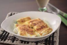 長ネギのマヨ味噌グラタン | 長ネギの甘味が楽しめる和風グラタンは、簡単につくれて、しかも驚くほどおいしい!。