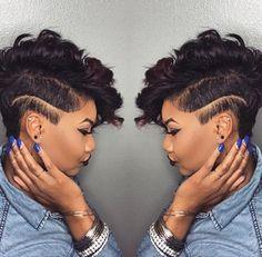 Fierce Cut By @khimandi - http://community.blackhairinformation.com/hairstyle-gallery/short-haircuts/fierce-cut-via-khimandi/