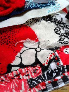 Jornaditas textiles Boro + Crochet + Bordado  Aplicado a la indumentaria + Portantes y Portables Fecha: Miércoles 26 de agosto