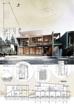 architecture final studio boards - Google Search