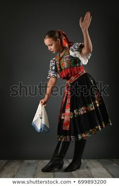 Find Slovakian Folklore Traditional Costume stock images in HD and millions of other royalty-free stock photos, illustrations and vectors in the Shutterstock collection. Folk Costume, Costumes, Popular, Photo Editing, Royalty Free Stock Photos, Handkerchiefs, Traditional, Albania, Skirts
