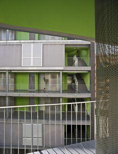 Galeria de al4 _ 56 Habitações Sociais VPO / Burgos & Garrido arquitectos - 18