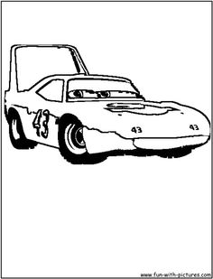 19 Best Cars Disegni Da Colorare Images Coloring Pages Colouring