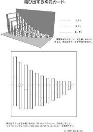 Résultats de recherche d'images pour «kirigami plantillas pyramide»