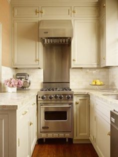 Design Chic - perfect for a small kitchen