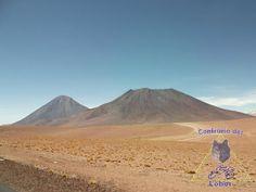 Confraria dos Lobos: #Não deixe de ir:Vulcão Licancabur, Chile.