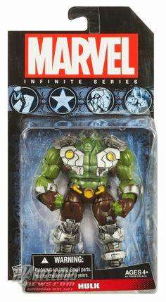 Mattel Infinite Series Hulk