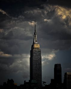 Empire State Building, New York City by Brooke Pennington