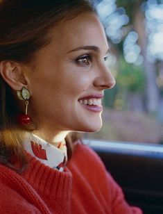 Natalie Portman Is A Red Hot Casual 'Mysterious Girl' By Cass Bird For Porter Magazine Spring 2018 Natalie Portman, Mysterious Girl, Grace Elizabeth, Keira Knightley, Celebs, Celebrities, Mother Of The Bride, Fashion Photo, Lady In Red