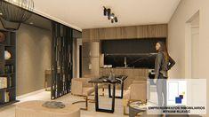 "Diseño Interior contratación ""a la Distancia"" Girl Bedroom Designs, Girls Bedroom, Aesthetic Room Decor, Lights, Home Decor, Kitchen Dining, Kitchen Design, Kitchens, Home Interiors"