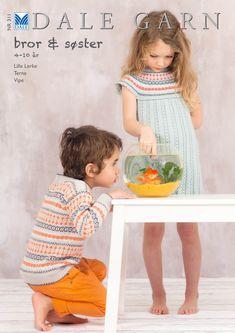 Bror & Søster - Køb billigt her Knitting For Kids, Baby Knitting, Knitted Baby, Toddler Outfits, Knitwear, Baby Kids, Kids Fashion, Crochet Hats, Children
