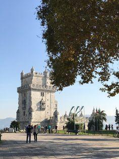 Belem Tower, Lisbon, 2017