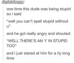 Funny Tumblr Posts: