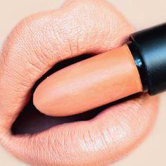 Pale Peachy Nude, 100% vegan & Cruelty Free Matte Lipstick