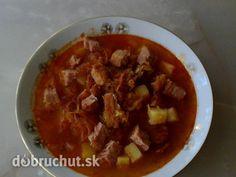 Hustá kapustová polievka