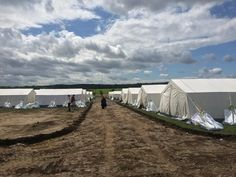 Camp Isind near #Halberstadt is home to 1,650 #refugees.