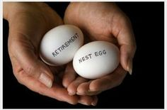 Rule of thumb, never put all your eggs in one basket.. You'll want more than just two eggs when you retire