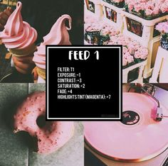 Simple pink theme App Used: VSCO ♡