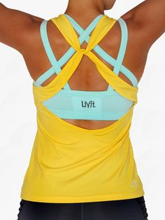 Super cute workout clothes from LivFit....cheaper than lululemon!