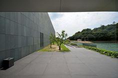 Setouchi Museum by Yoshio Taniguchi - Kagawa, Japan 香川県立東山魁夷せとうち美術館