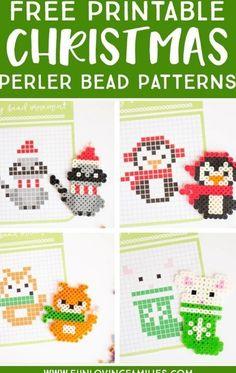 Melty Bead Patterns, Pearler Bead Patterns, Bead Crochet Patterns, Beading Patterns Free, Weaving Patterns, Embroidery Patterns, Mosaic Patterns, Crochet Geek, Crochet Rope