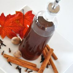 """Billy's Favorite Gingerbread Spiced Coffee Syrup 