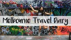 Melbourne, Australia Travel Diary (Visiting Ballarat, The Pink Lake + Mo...