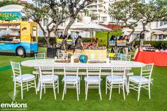 Island Boardwalk | Creative event production by Envisions Entertainment Hawaii | Maui, Hawaii