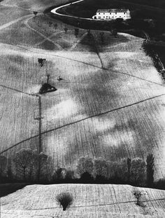 On Being Aware of Nature: Mario Giacomelli's Landscapes
