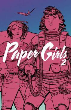 Paper-Girls 2 - 4.5/5 Sterne - DeepGround Magazine