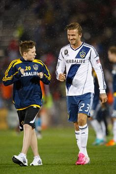 Beckham to Chelsea - Brooklyn, that is
