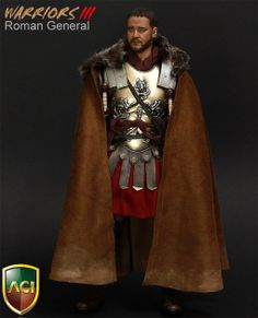 Russel Crowe Action Figure / Gladiator.