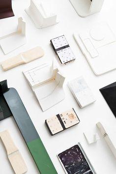 Serif TV prototype parts