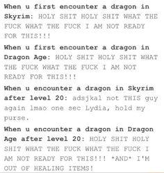 Skyrim vs dragon age inquisition