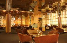 The Sala VIP Canudas Lounge at Spain Barcelona - El Prat Terminal 2