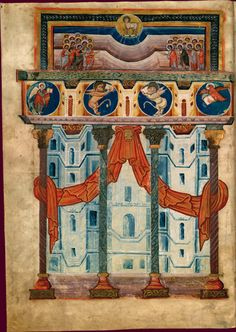 Carolingian Codices – ArS Artistic Adventure of Mankind Medieval Manuscript, Illuminated Manuscript, Pope Leo Xiii, Carolingian, Empire Romain, Great Paintings, Bnf, Roman Empire, African Art