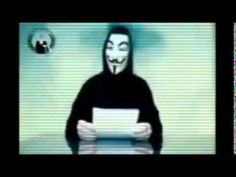 Anonymous What Is Anonymous https://youtu.be/FRDydCxDCY4