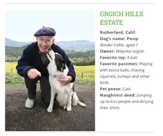 Grgich Hills. @Leading Wineries of Napa.