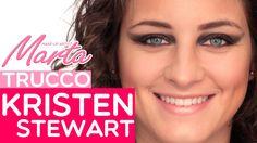 Un trucco rock ispirato all'attrice Kristen Stewart. Seguite questo video tutorial per scoprire come fare!  #kristen #stewart #rock #makeup #twilight