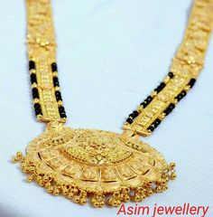 Gold Mangalsutra Designs Wallpapers Adornment Gold