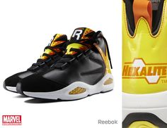 Marvel Character Themed Reebok Shoes! - News - GeekTyrant