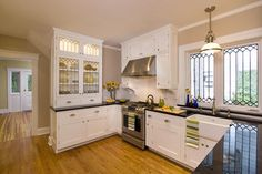 Culhane traditional kitchen